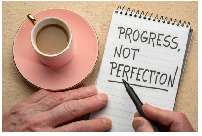 Progress over Perfection after Bariatric Surgery